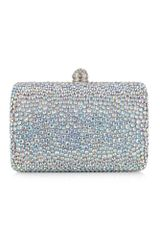 Rodo Small Crystal Evening Clutch - Lyst