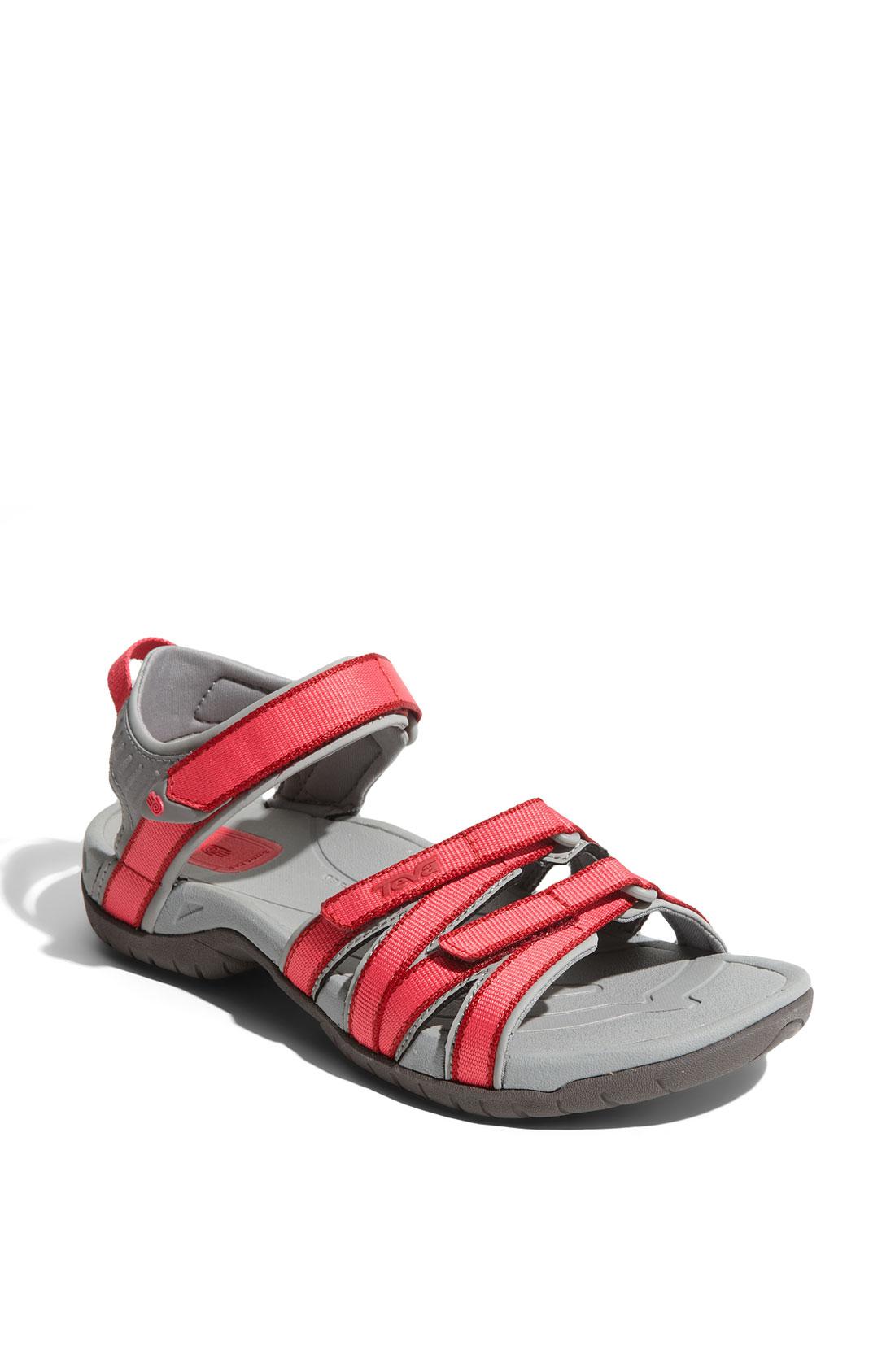 Teva Womens Tirra Sandal In Pink Lyst
