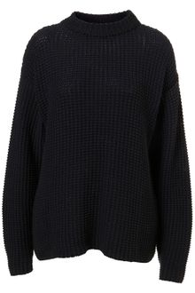 Topshop Fisherman Jumper By Boutique - Lyst