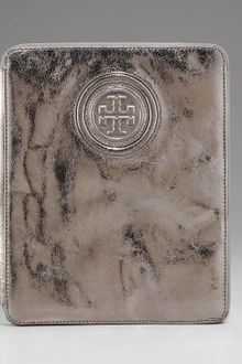 Tory Burch Metallic E-tablet Case - Lyst
