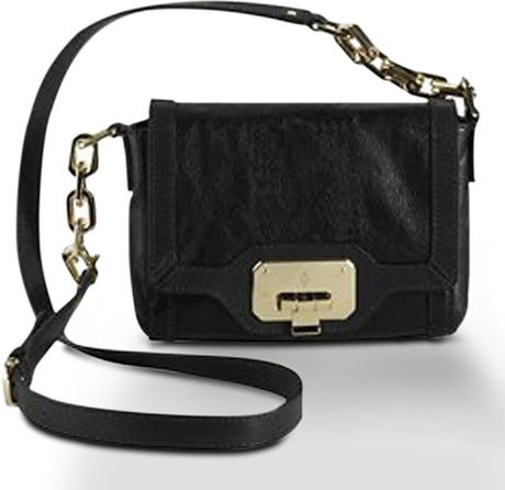 Cole Haan Vintage Valise Marisa Crossbody in Black