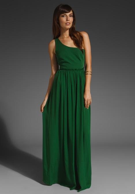 Camilla Amp Marc Janita Dress In Green Lyst