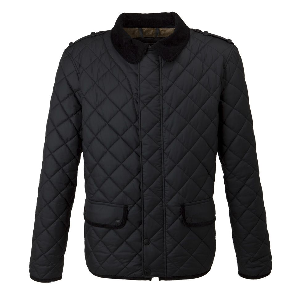 Henri Lloyd Hickman Quilted Jacket In Black For Men Lyst