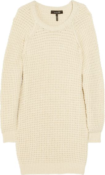 Isabel Marant Ayala Alpaca-blend Sweater Dress - Lyst