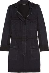 Isabel Marant Erin Denim Shirt Dress - Lyst