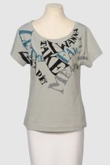 Miss Sixty Short Sleeve T Shirts - Lyst