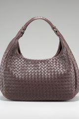 Bottega Veneta Woven Leather Ball Bag - Lyst