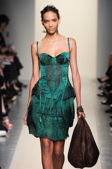 Bottega Veneta Spring 2012 Glazed Crocodile Handbags - Lyst