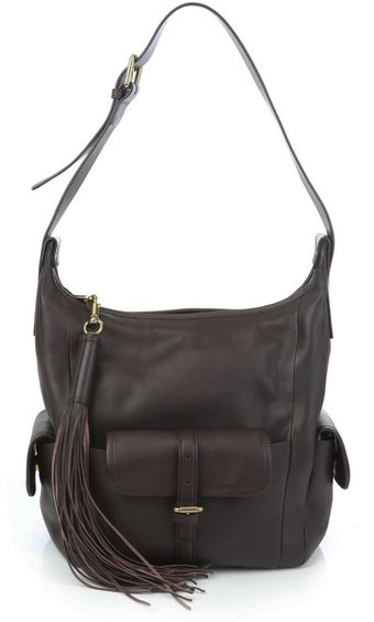 Chloé Solid Gaby Buck Bag - Lyst
