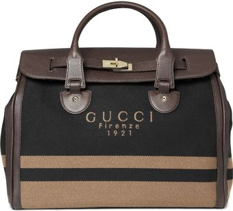 Gucci Anniversary Weekend Bag - Lyst