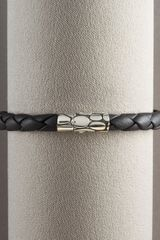 John Hardy Kali Leather Bracelet - Lyst