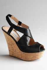 Steve Madden Wheatley Platform Wedge Sandals - Lyst