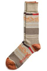 Robert Graham Eaves Socks - Lyst