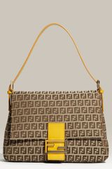 Fendi Forever Mama Flap Bag - Lyst