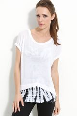 Hard Tail Diamond Back Tee - Lyst