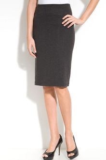 Karen Kane Ponte Knit Pencil Skirt - Lyst