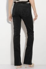 Kut From The Kloth Mini Bootcut Corduroy Pants - Lyst
