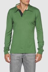 Paul Smith Long Sleeve T Shirts - Lyst