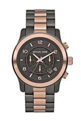 Michael Kors Oversized Runway Watch - Lyst