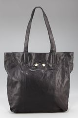See By Chloé Lina Bow-detailed Tote - Lyst
