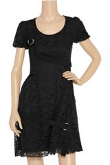 McQ by Alexander McQueen Lace Dress - Lyst