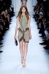 Givenchy Spring 2012 High Heel Sandals In Khaki in Khaki - Lyst