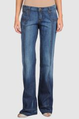 D&G D&g - Denim Pants - Lyst