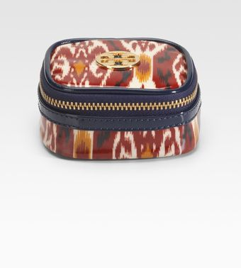 Tory Burch Tiny Jewelry/cosmetic Case - Lyst