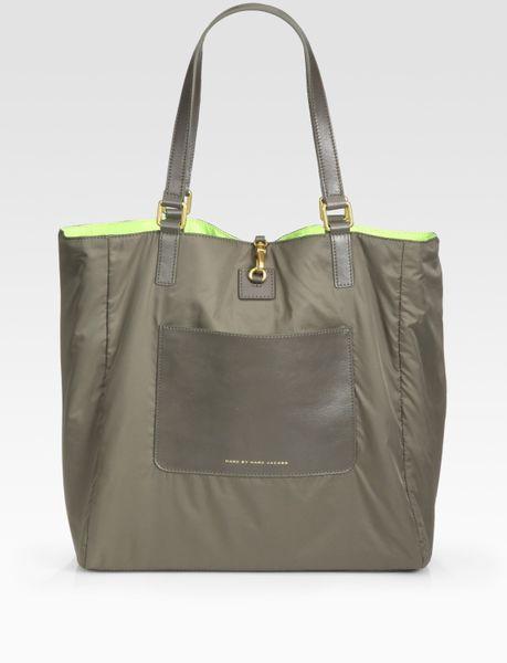 Marc Jacobs Nylon Tote Bag 25