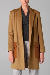 Jenni Kayne Double Breasted Coat - Lyst