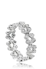 Astley Clarke Diamond Daisy Chain Ring - Lyst