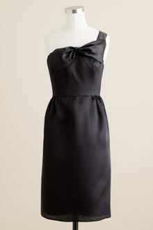 J.Crew Faye Dress in Silk Organza - Lyst