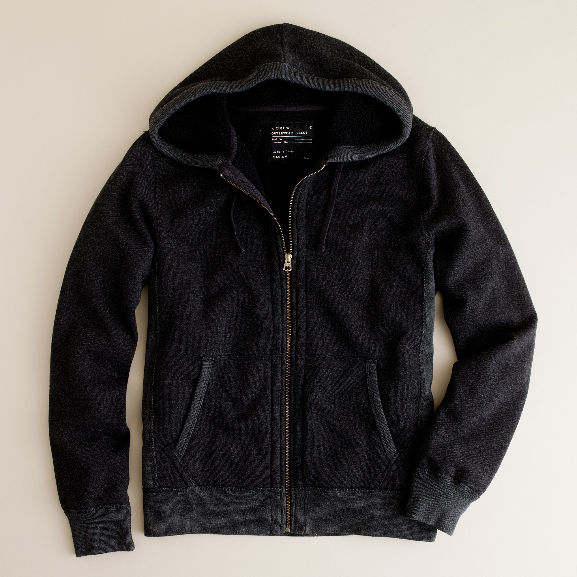 Marled Heavyweight Sherpa Lined Fleece Hoodies for Men Full Zip Plus Size Big and Tall Sweatshirts Jackets. from $ 31 out of 5 stars Gary Com. Fashion Stripe Sherpa Fleece Lined Hoodies for Men Zip Up Big and Tall Zipper Cool Fishing Sweatshirt. from $ 28 99 Prime. 4 out of 5 stars