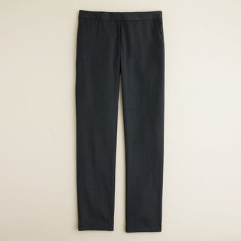 J.Crew Paley Pant in Pinstripe Super 120s - Lyst