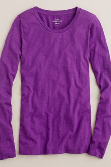J.Crew Vintage Cotton Long-sleeve Tee - Lyst