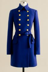 J.Crew Double-cloth Townhouse Trench - Lyst