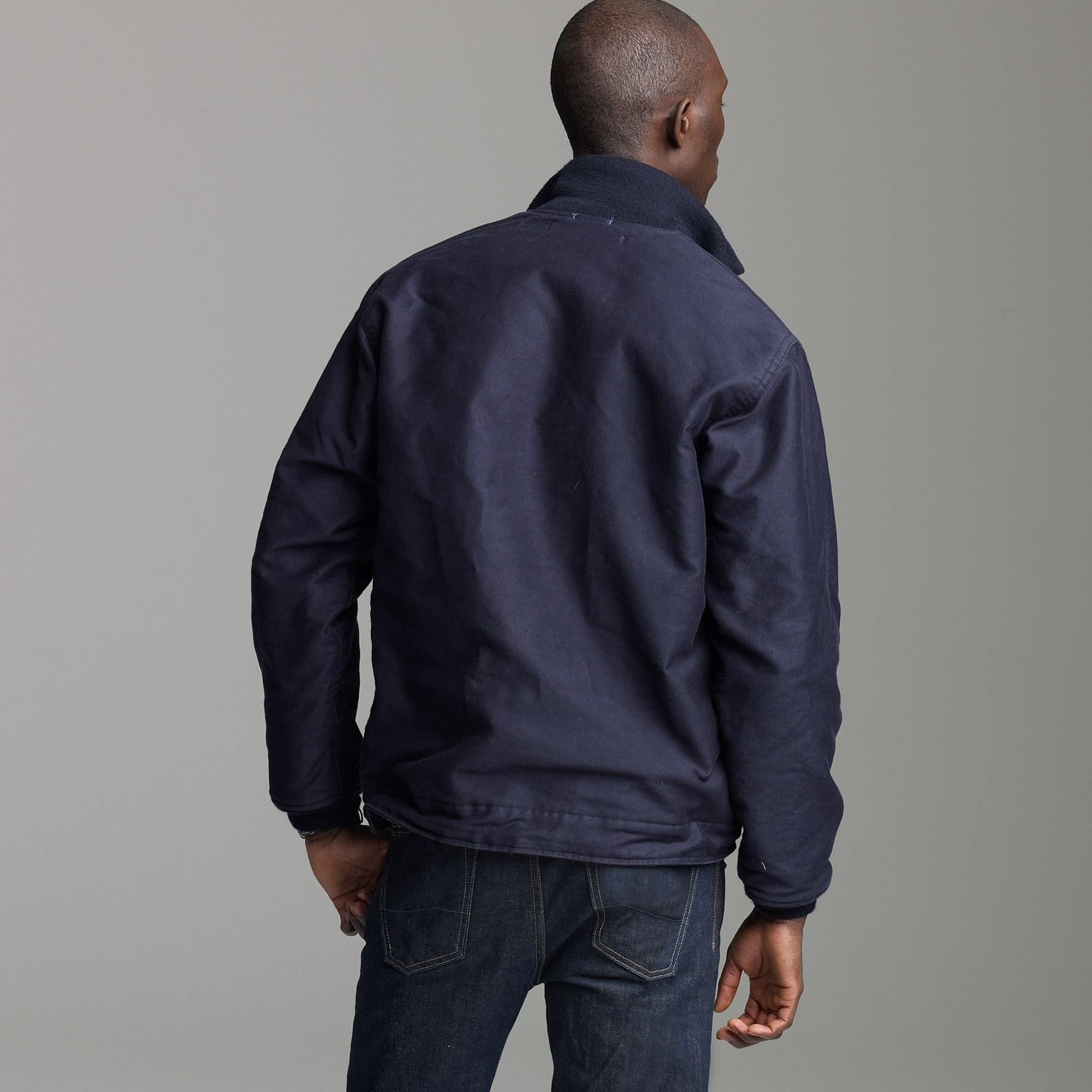 Lined Jeans Men