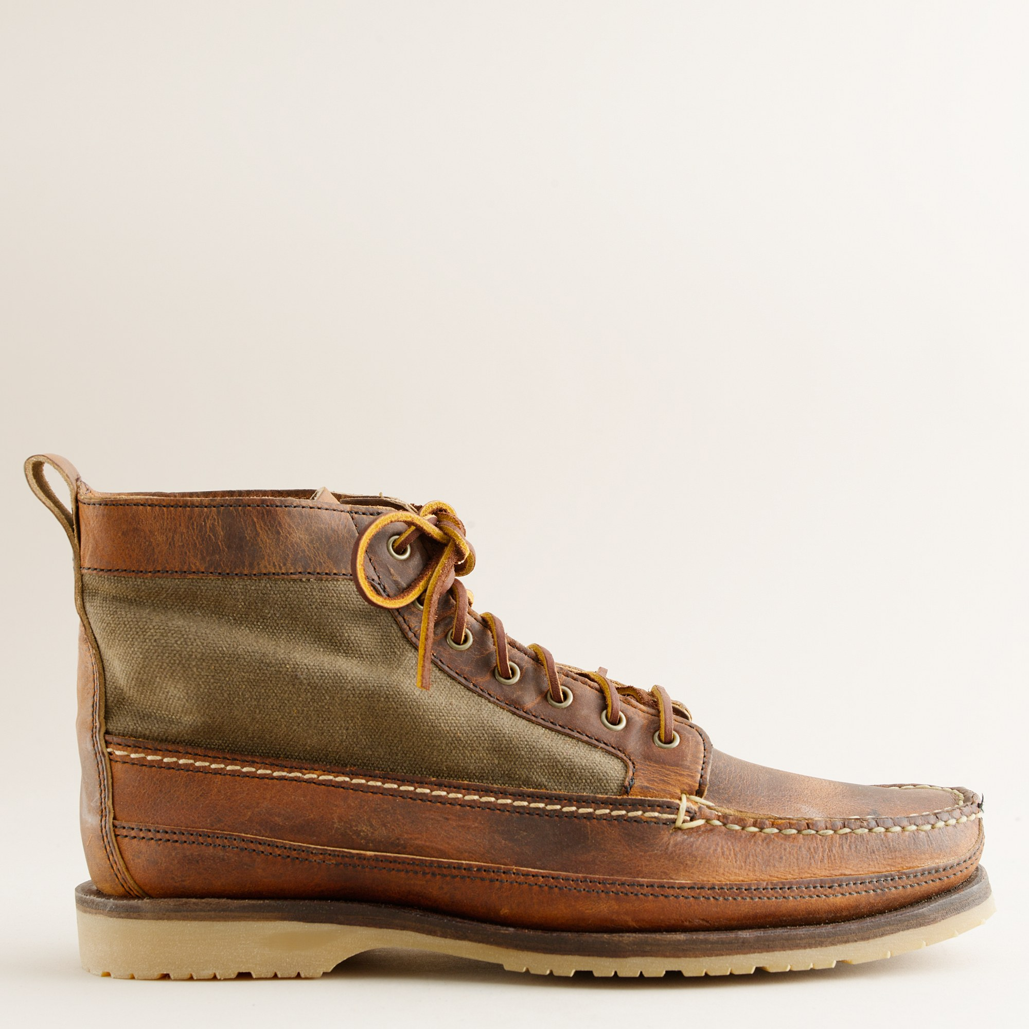 798ae7858d6f60 Lyst - J.Crew Red Wing® Wabasha Chukka Boots in Brown for Men