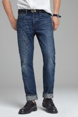 J.Crew Vintage Slim-fit Selvedge Jean in Medium Worn Wash - Lyst