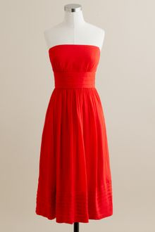 J.Crew Juliet Dress in Silk Chiffon - Lyst