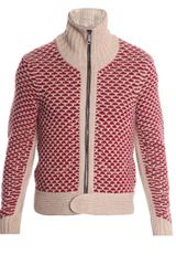 Yves Saint Laurent Cashmere Knitted Cardigan - Lyst