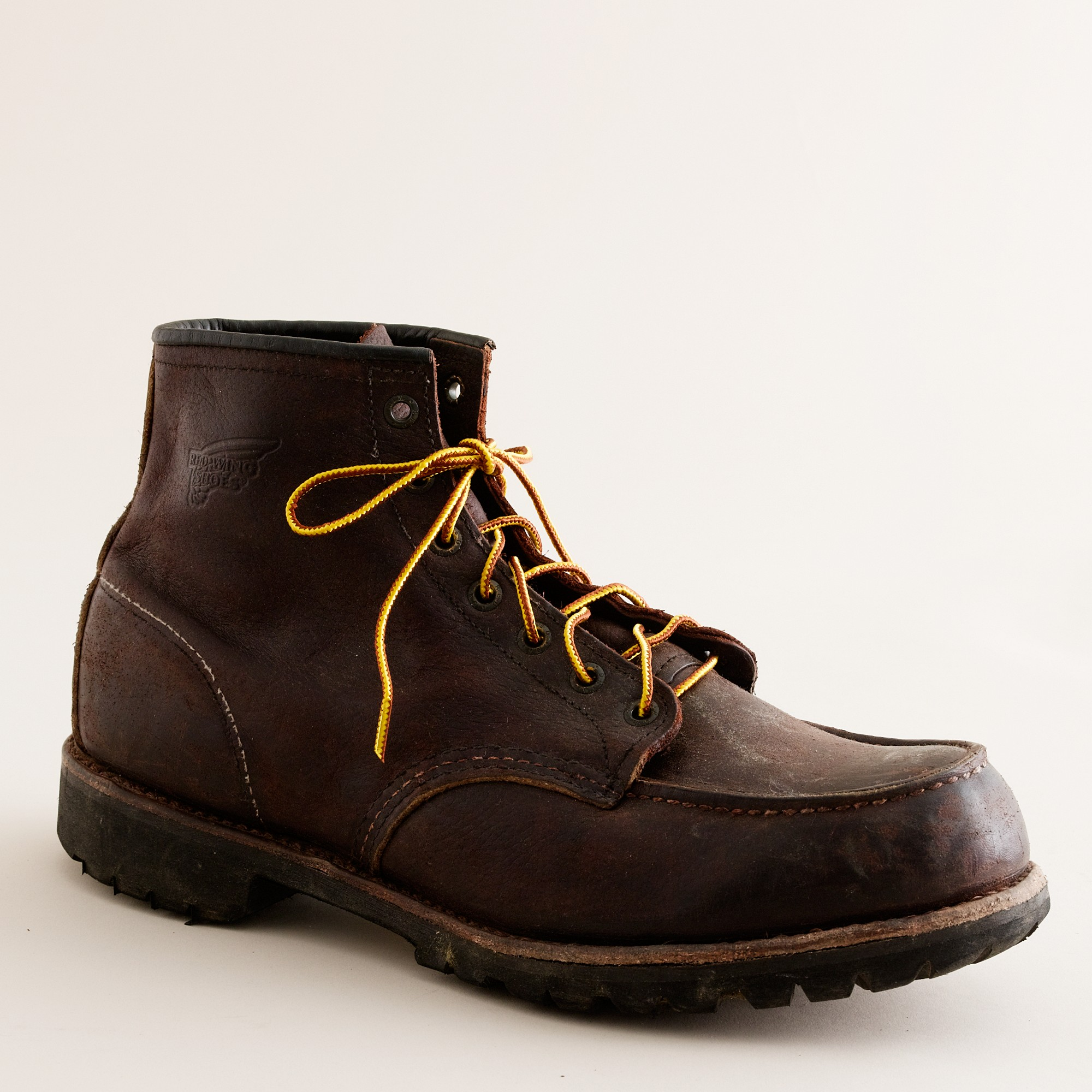 J.crew Red Wing® For J.crew Sandblasted Classic Boots in Brown for ...