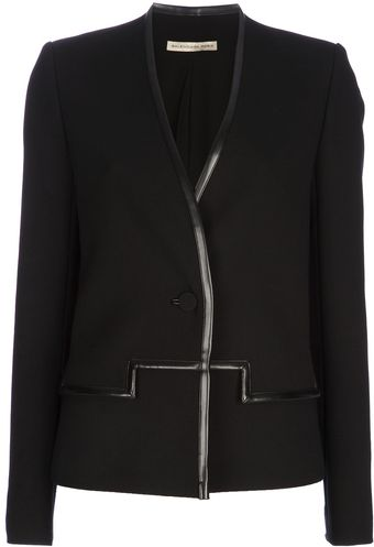 Balenciaga Silk Lined Jacket - Lyst