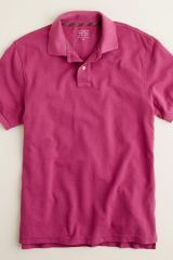 J.Crew Repp Piqué Polo in Original Fit - Lyst