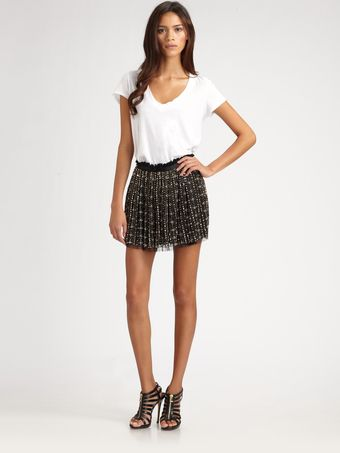 Gryphon Beaded Tutu Skirt - Lyst