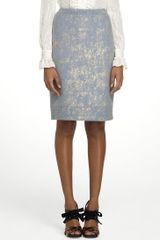 Tory Burch Jessie Skirt - Lyst