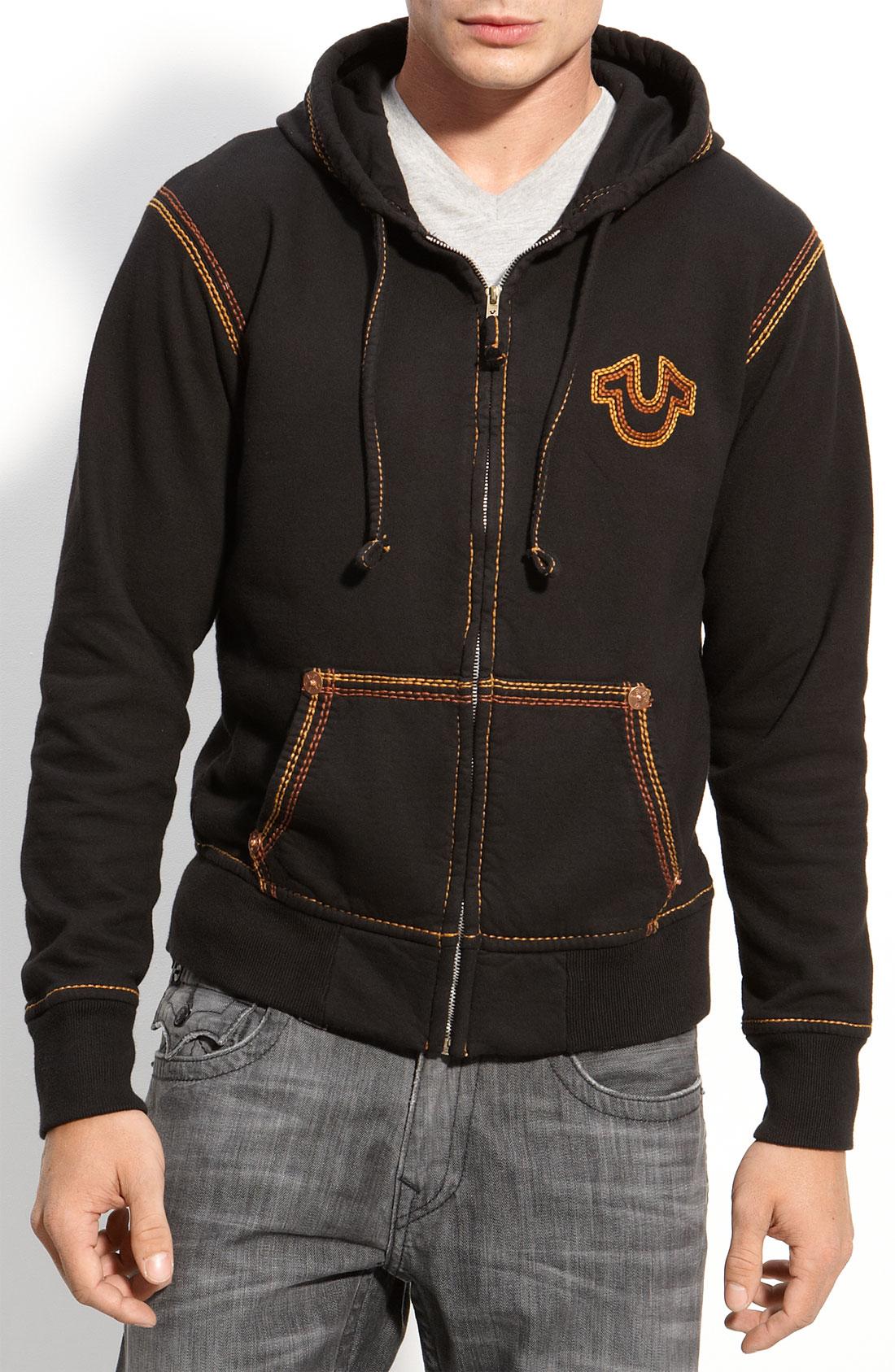 True religion hoodies