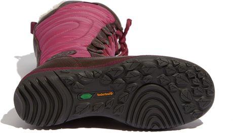 Timberland Crystal Mountain Tall Waterproof Womens Winter Boots ...