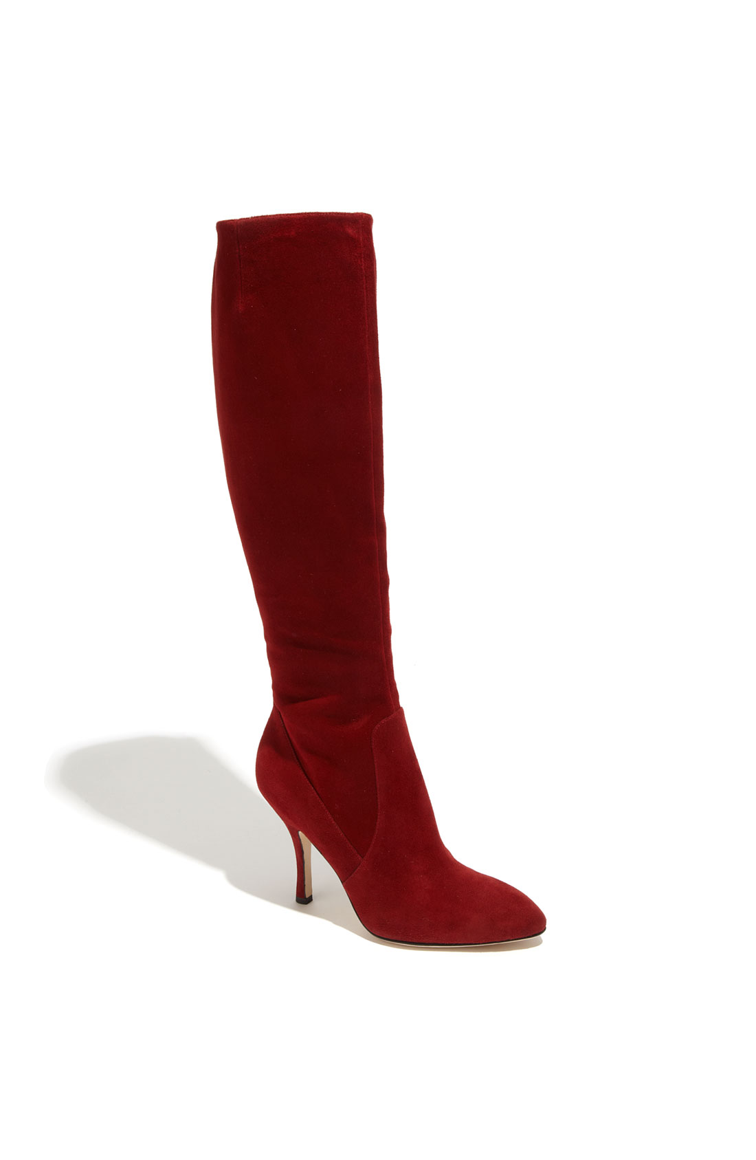 via spiga piper boot in suede lyst