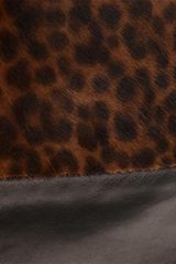 Christian Louboutin Sybil Reversible Leather Bag with Purse in Animal (leopard) - Lyst